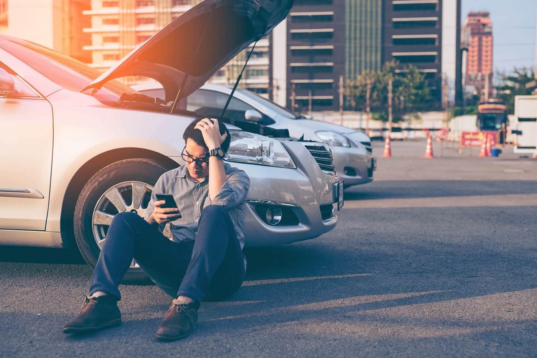 Wypadek samochodowy, a ubezpieczenie